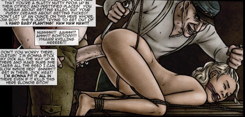 Комикс Изнасилование Девственницы