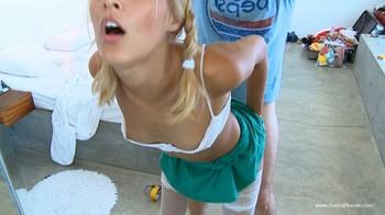Sasha Blonde - Point Of View, 720p