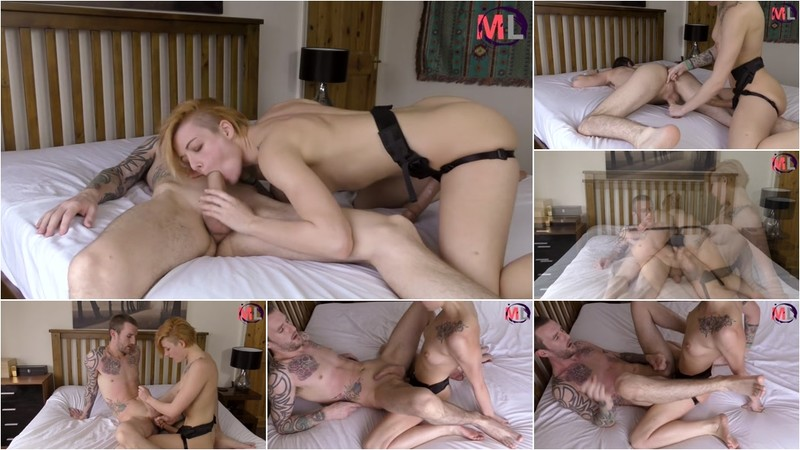 MasqueradeLovers - DEEP passionate PEGGING with amature couple [FullHD 1080P]