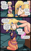 Update DaisyPink71 - The mighty Leblanc Comic - 27 pages