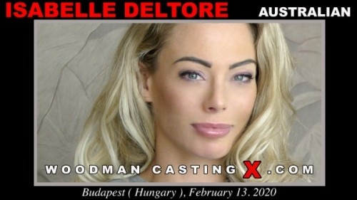 Isabelle Deltore - Casting X 219 (2020/SD)