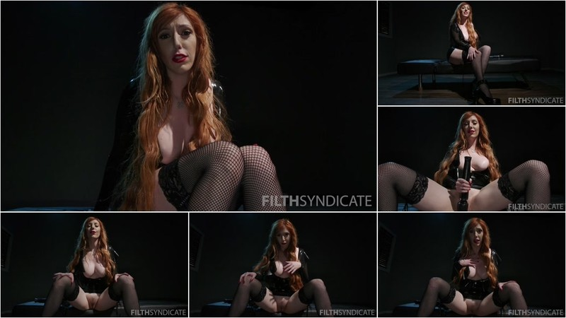 Lauren Phillips - Lauren Phillips in Latex [HD 720P]