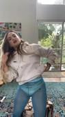 JoJo Levesque Flashes a Boob on Instagram
