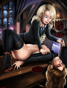 Harry Potter Artwork Collection