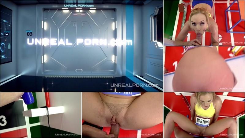 Athlete - Unreal Porn (1080P/mp4/276 MB/FullHD)