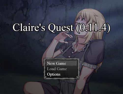 Claires Quest Windows English Beta
