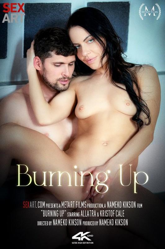 Allatra & Kristof Cale - Burning Up (15.04.2020)