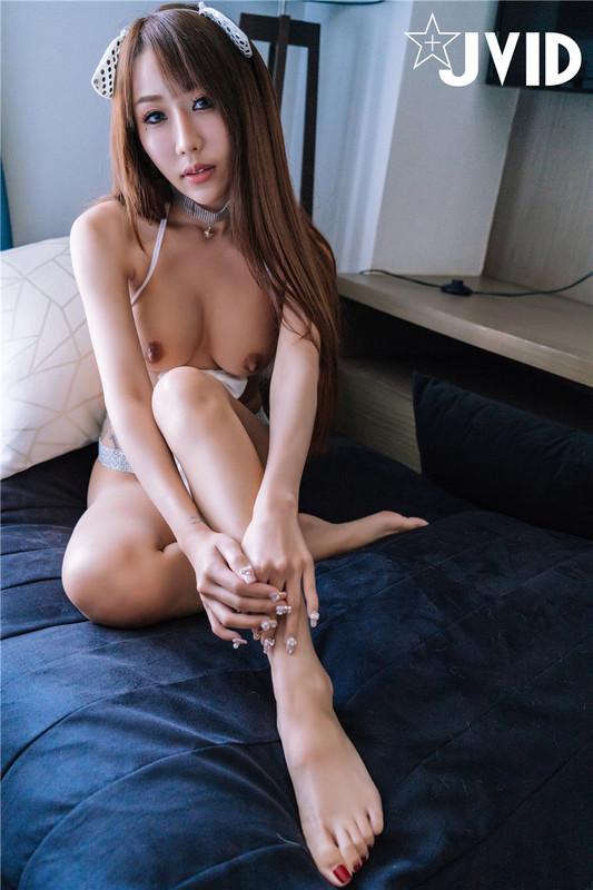 JVID素人艾比 - 全裸强势诱惑首本点子写真