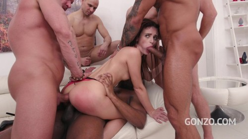 LegalPorno 2020 Kate Rich Assfucked By 1 2 3 4 Guys and Then Gangbanged By All 10 Of Them 720p XXX MP4-CLiP