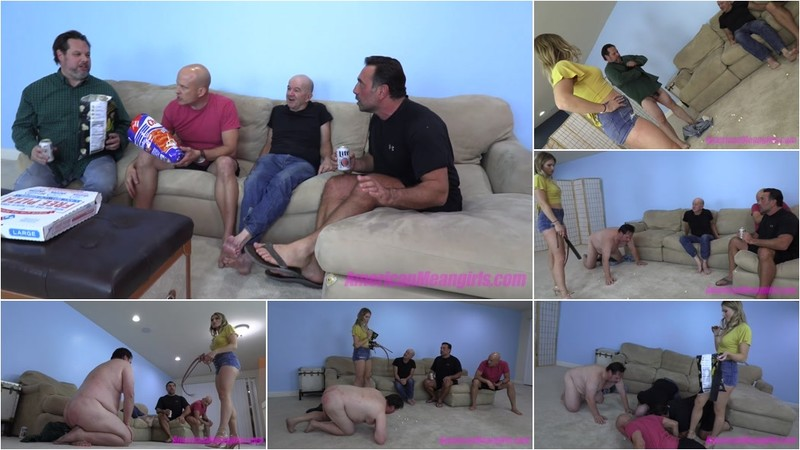 Humiliated And Henpecked [FullHD 1080P]
