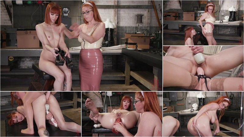 Penny Pax Punishes Alexa Nova's Asshole [HD 720P]