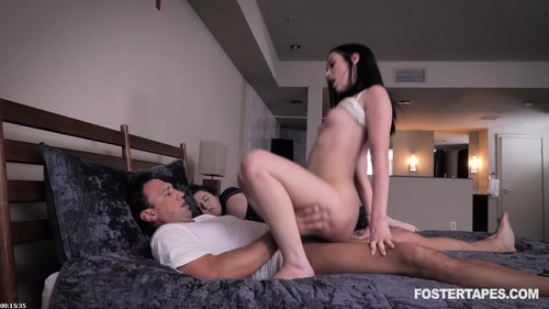 Foster Daughter Suppresses Urges [FullHD]