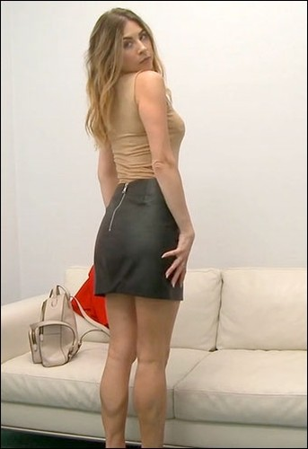 Cute Ass Russian Model In Casting [HD]