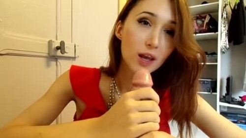 Kawaii Blowjob Helea Fauvel - Shemale, Ladyboy Porn Video
