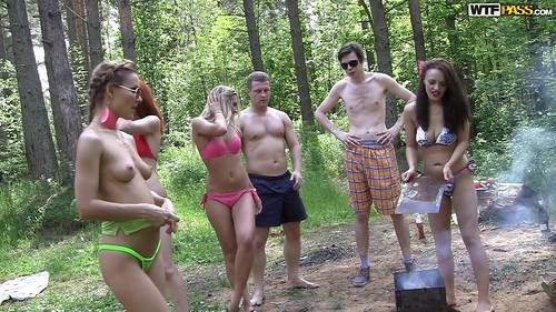 Real Wild College Fucking By The Lake, Part 1 [SD]