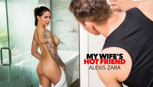 Alexis Zara Fucks Her Trainer And Best Friends Husband [SD]