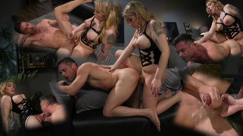Angelina Please - Angelina Please - Content Trade Porn Creep Gets Dominated By Gorgeous Angelina Please [HD/720p]