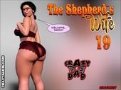 CrazyDad3d - The Shepherd's Wife 19 - Full comic