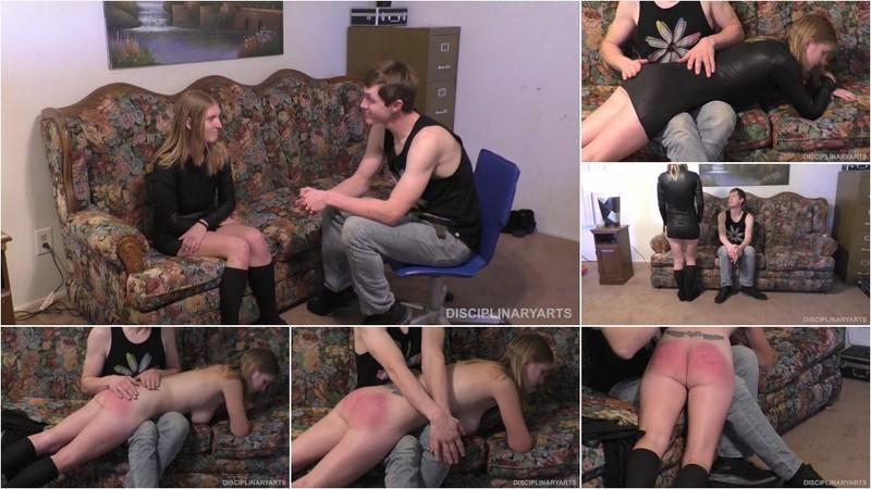 Kyle Johnson, Debbie - Real Discipline Series: Discipline & Aftercare Pt 1 [FullHD 1080p]