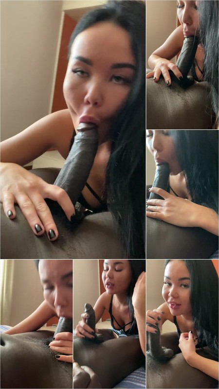 KatyBugatti - Small with the Biggest Black Cock [FullHD 1080P]