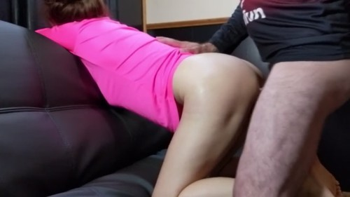 She Loves It When I Spank Her In Doggy Style [HD]