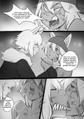 Raunchy Ninja - Night's Blesse (Final Fantasy XIV hentai manga)