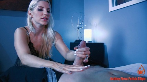 Ashley Fires - Mommy Turns Her Boy Into A Man (SD)