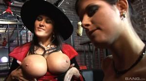 Carmella Bing, Lucie Theodorova - Spellbound 2 sc3