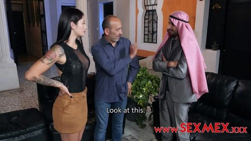 Salome Gil - Salome Gil Perverted Idea (HD)