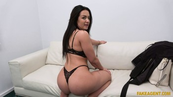 HD Czech FakeAgent Sofia The Bum E639