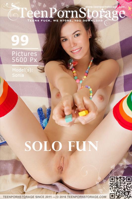 Sonia - Solo Fun    (x99)