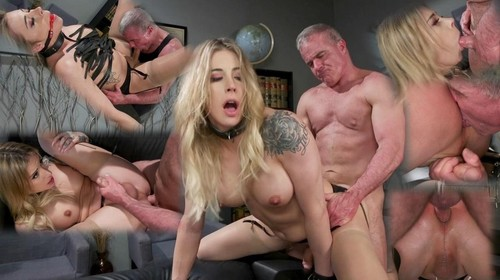 Casey Kisses - Casey Kisses - A Helping Hand Dale Savage Helps Relieve Stressed Boss Casey Kisses [HD/720p]