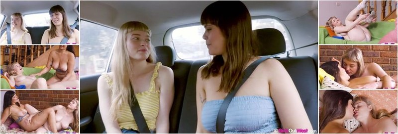 Blake Wilde, Laney - Ride Sharing (FullHD)