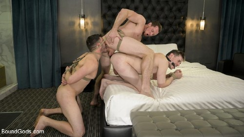 BoundGods - For Better or For Worse Part 2: Step Brother Gets RAW Vengeance: Pierce Paris, Vander...
