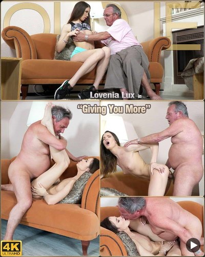 Oldje 709 - Giving You More - Lovenia Lux [FullHD/1080p]