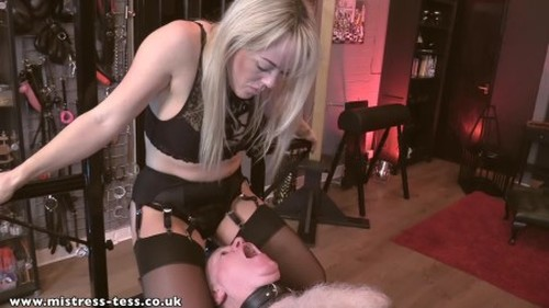 Tess - Spit and Smother - Worship, Mistress, Femdom Porn