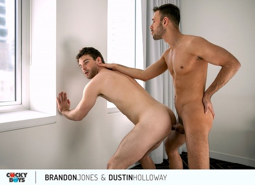 CockyBoys - Brandon Jones Fucks Dustin Holloway
