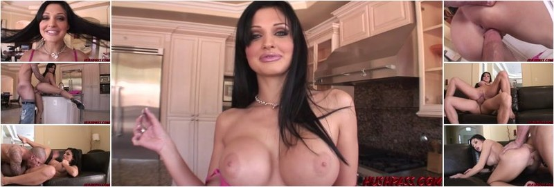 Aletta Ocean - Busty Aletta Ocean Gets A Raw Fucking (HD)