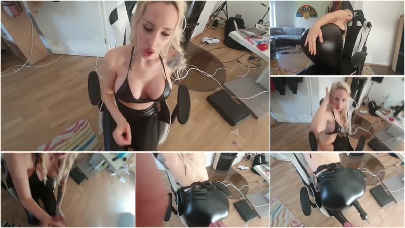 StellaCinderella - Asisstent gefickt spritz mir auf den prallen Lederarsch (1080P/mp4/108 MB/FullHD)