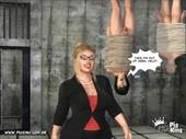 PigKing - Samira in - Insatiable School Principal Part 2