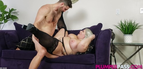 Tiffany Star - Bbw Blonde Star [HD/1080p]
