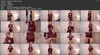 Kylie Nymphette - Fetish Night, 1080p