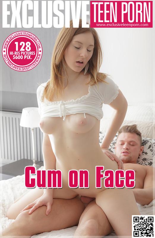 Andrea - Cum on Face (x128)