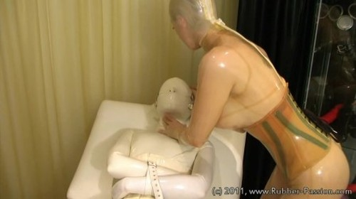 Fetish, Latex, Rubber Video, Leather Sex Video 6123