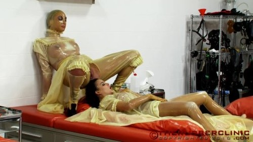 Fetish, Latex, Rubber Video, Leather Sex Video 6125