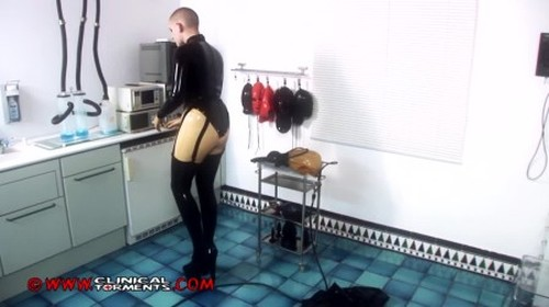 Fetish, Latex, Rubber Video, Leather Sex Video 6112
