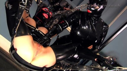 Fetish, Latex, Rubber Video, Leather Sex Video 6065