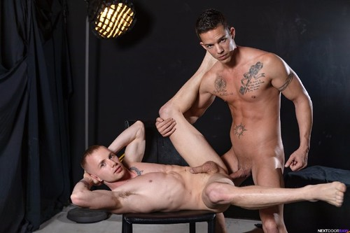 NextDoorRaw - Call Me Sir: Tanner Hyde, Nic Sahara (May 13)