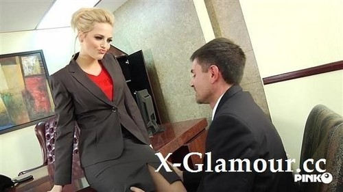 """Alexis Texas in """"Blonde Likes To Take Cock In The Office"""" [FullHD]"""