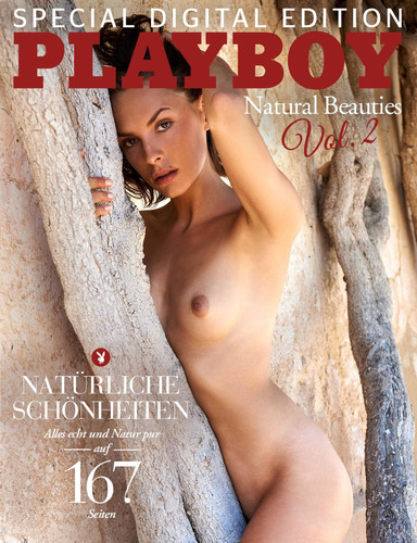 2020 Playboy Germany Sp.Ed. Natural Beauties Vol.2 Cover